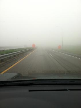 Duluth fog